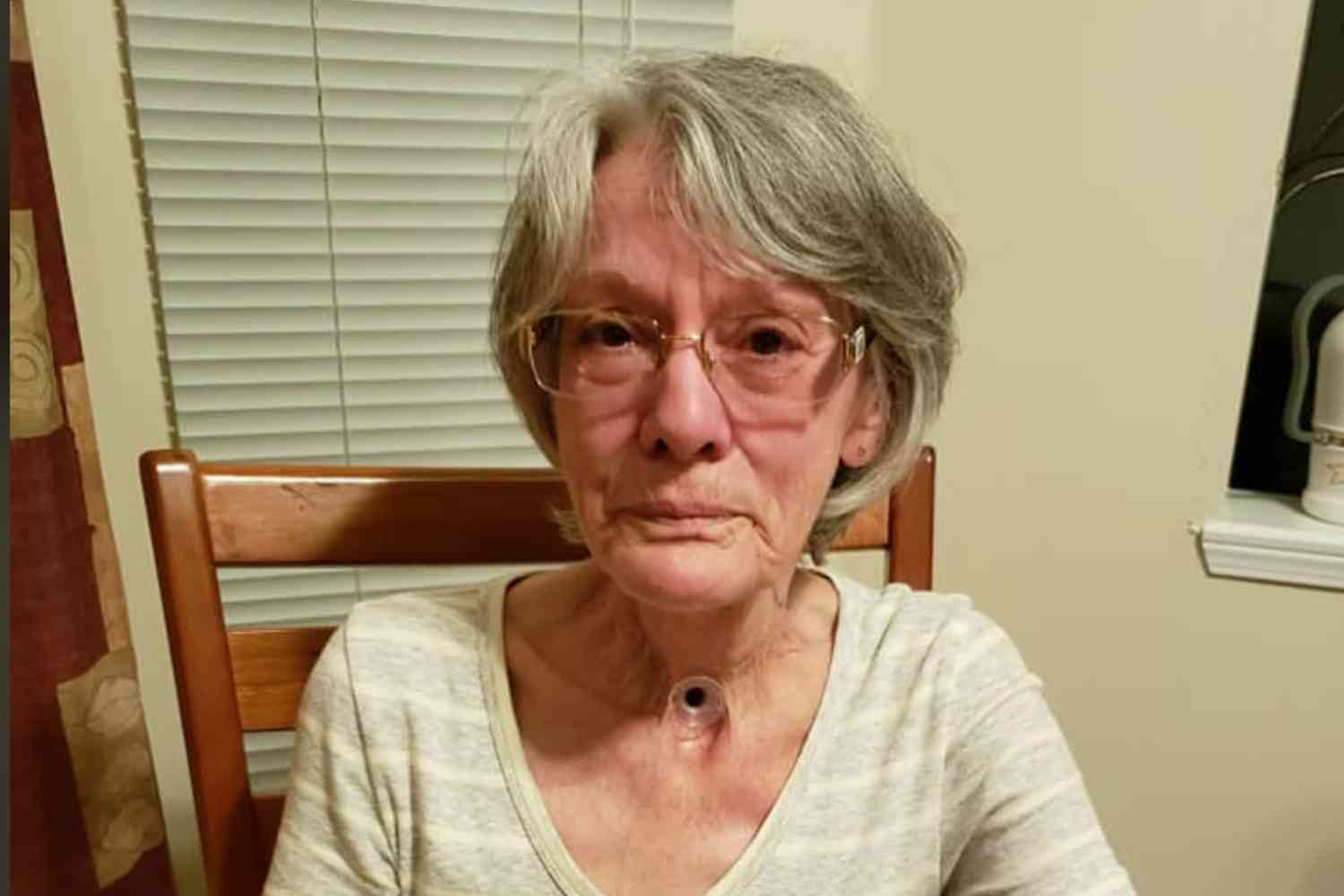 The 'Mask Inquisition' continues to get worse. Leftists target elderly cancer survivor banned from bingo for not covering breathing hole in neck (notthebee.com)